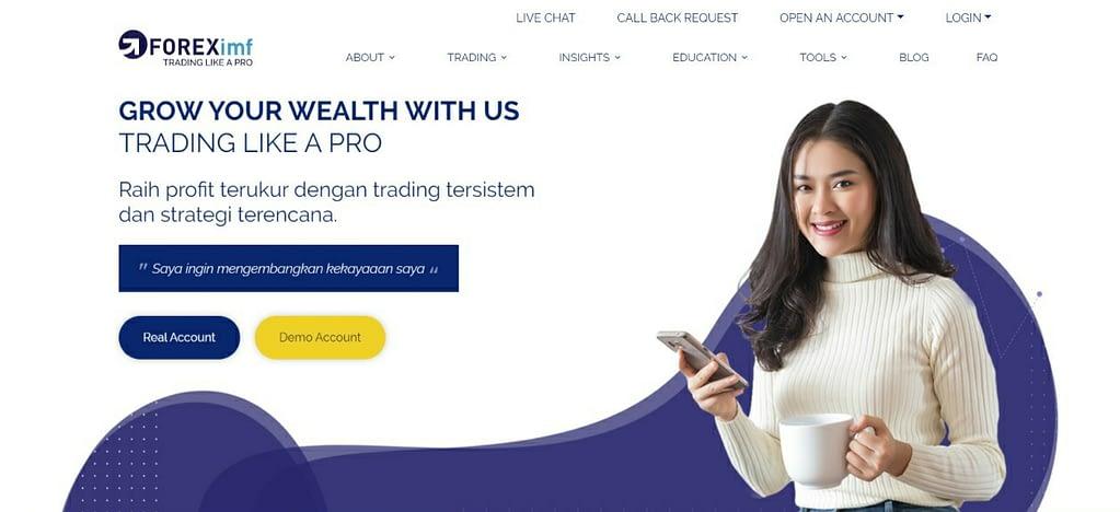 Membongkar Rahasia Dibalik Broker Forex IMF Indonesia