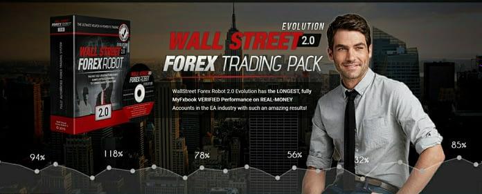 Robot EA wallstreet
