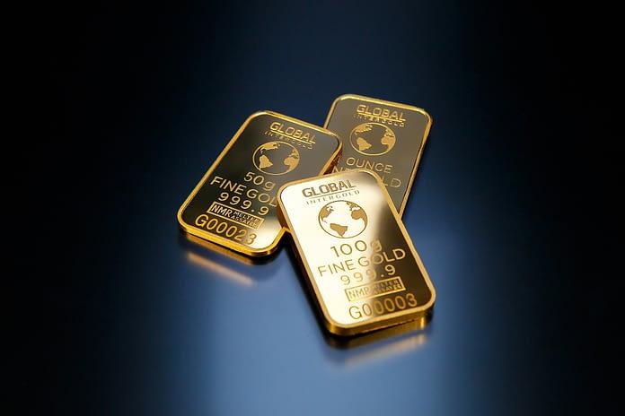 emas dan dollar AS