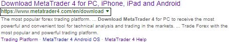 Cara Mengunduh dan Menginstal MetaTrader 4 Pada PC
