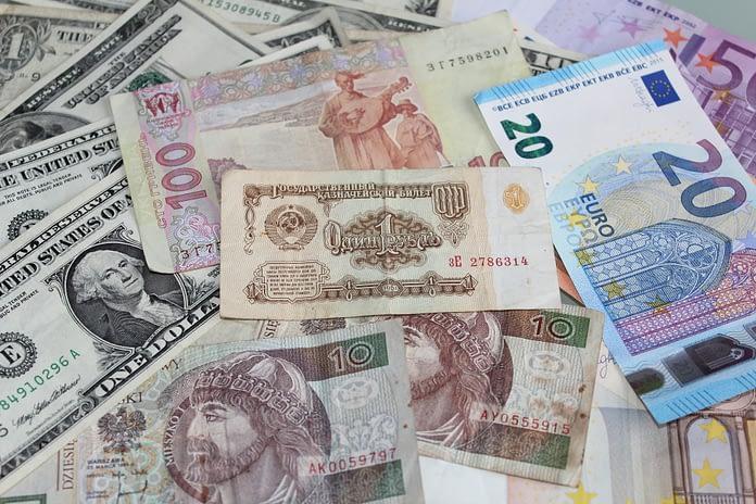 mata uang terlemah
